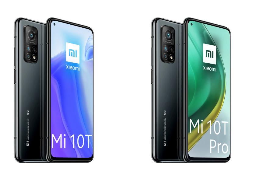Mi10T et Mi10T Pro