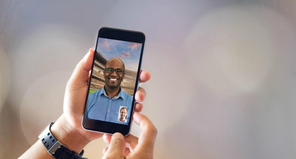 Zoom laisse la possibilité de changer son arrière-plan sur smartphone
