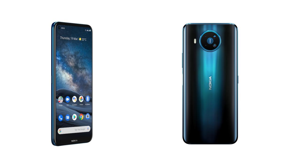 Il sera le nouveau smartphone de James Bond, le Nokia8.3 5G