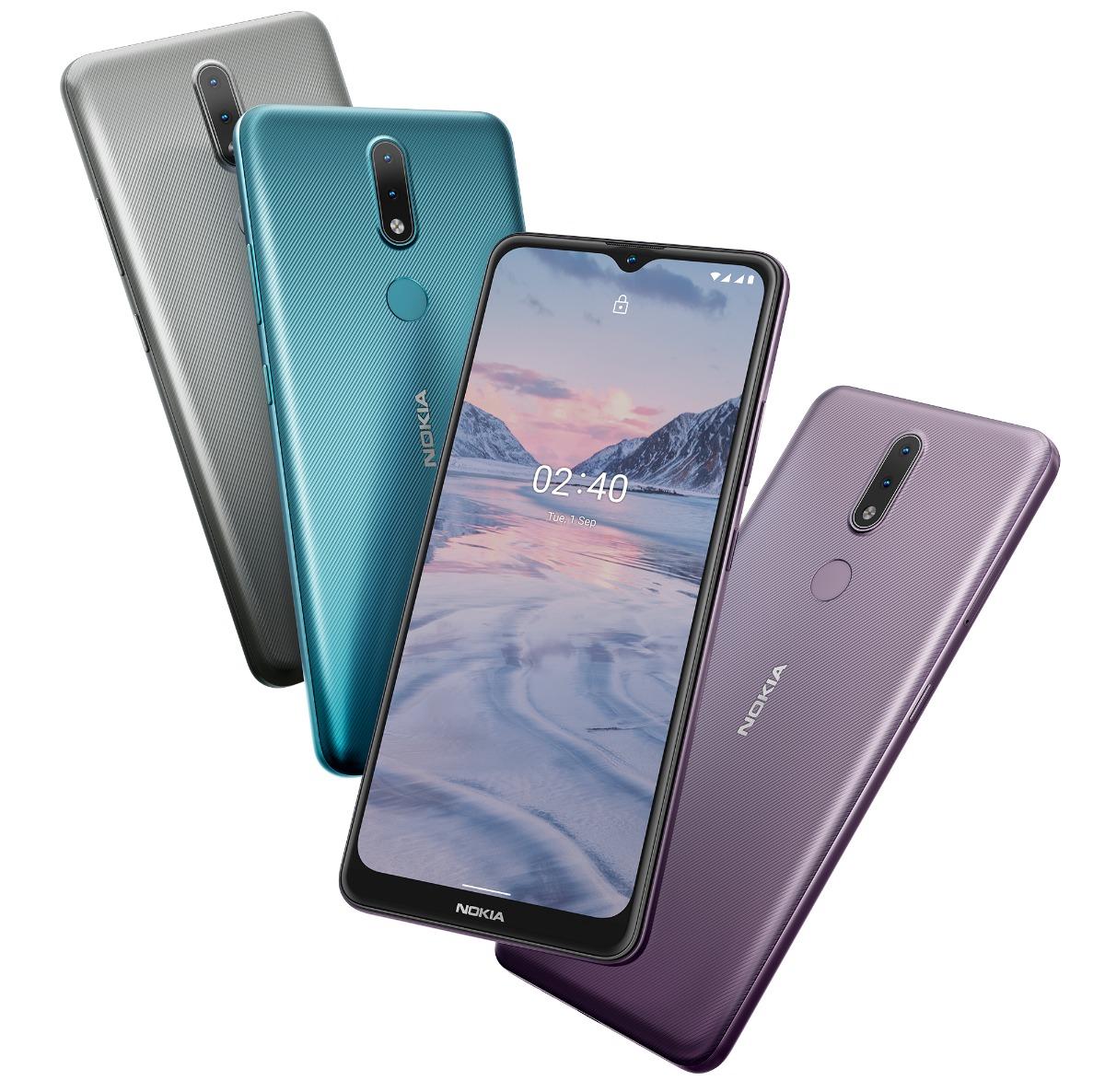 La gamme Nokia2.4