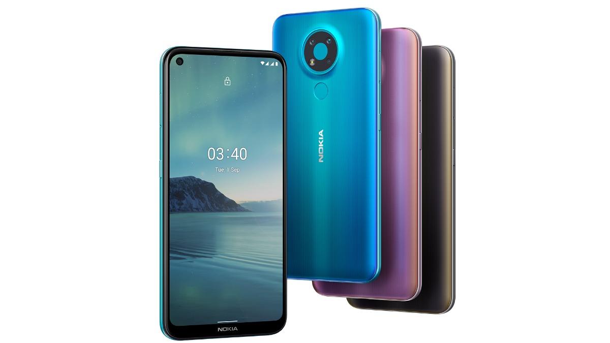 La gamme Nokia3.4