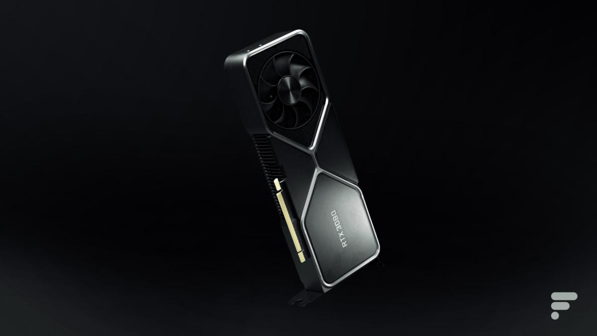 La Nvidia GeForce RTX3080