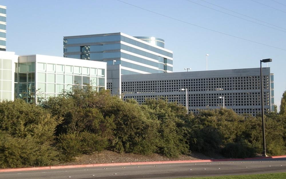 Siège d'Oracle à Redwood City, Californie