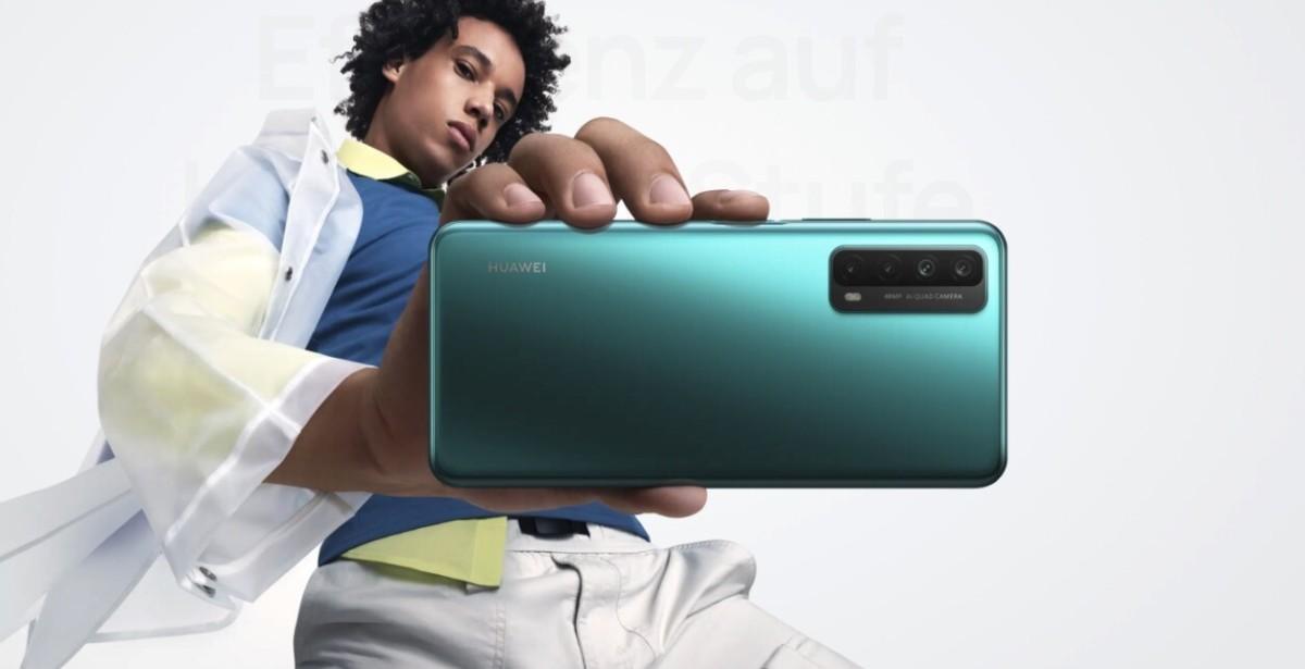 Huawei P Smart2021
