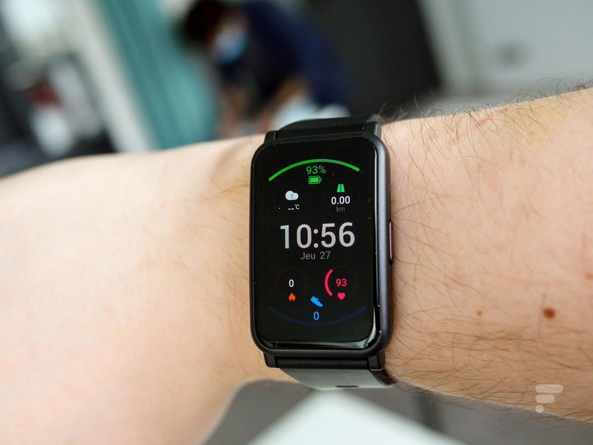 La montre Honor Watch ES