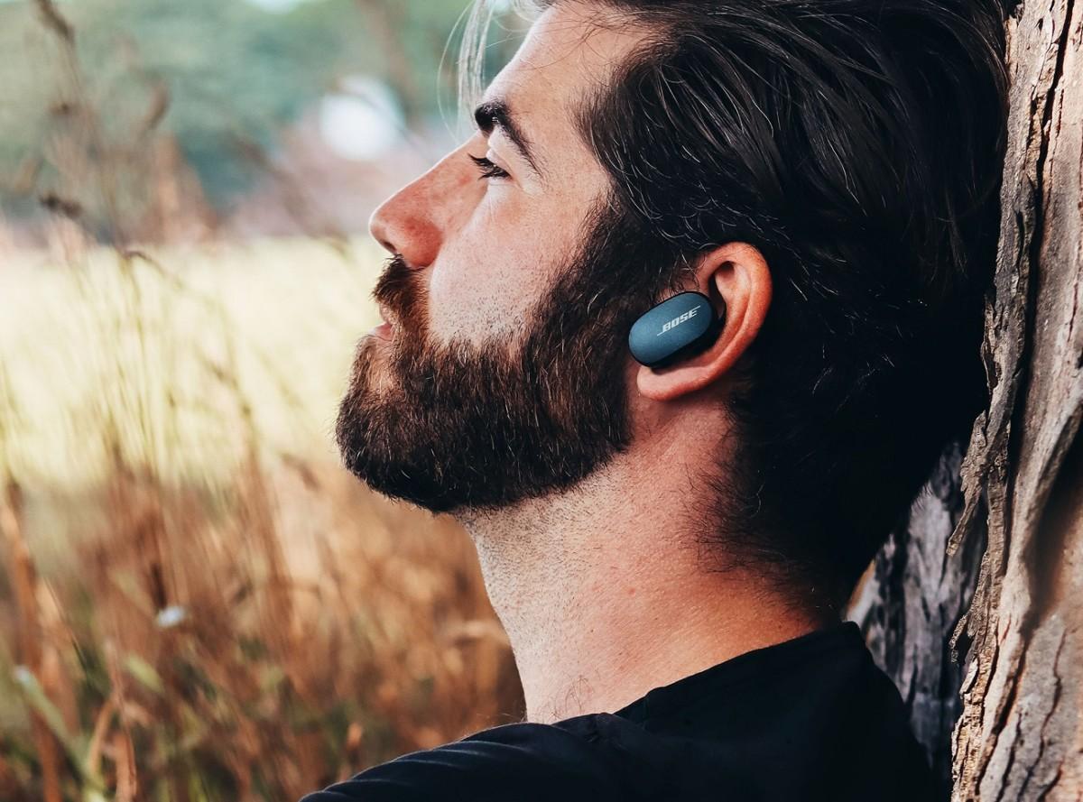 Les écouteurs Bose QC Earbuds