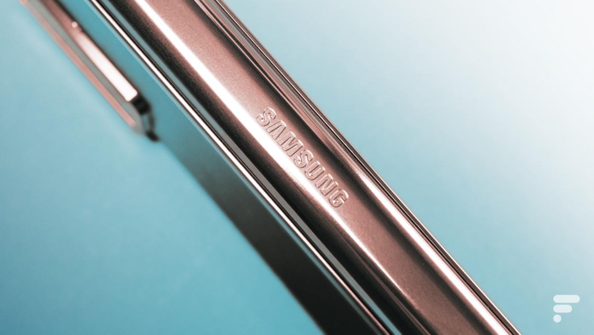 Charnière du Samsung Galaxy Z Fold 2