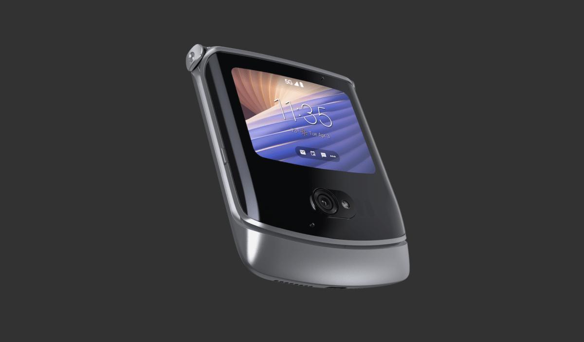 Motorola Razr 5G officialisé : une deuxième génération bienvenue pour ce smartphone pliant