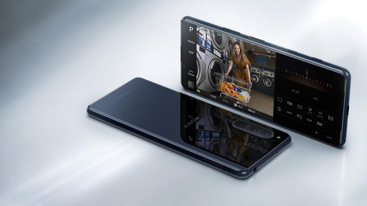 Sony Xperia 5 II aperçu