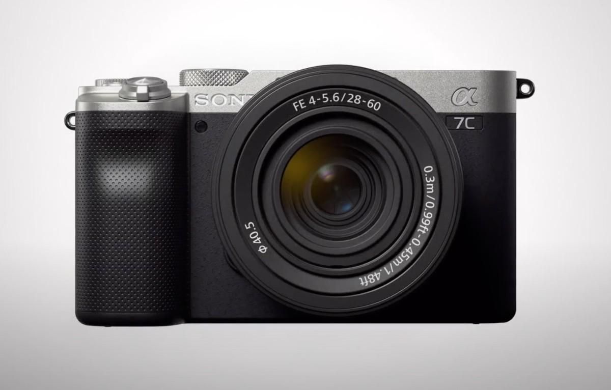 Sony a annoncé ce 15 septembre son nouvel hybride plein format, l'Alpha 7C