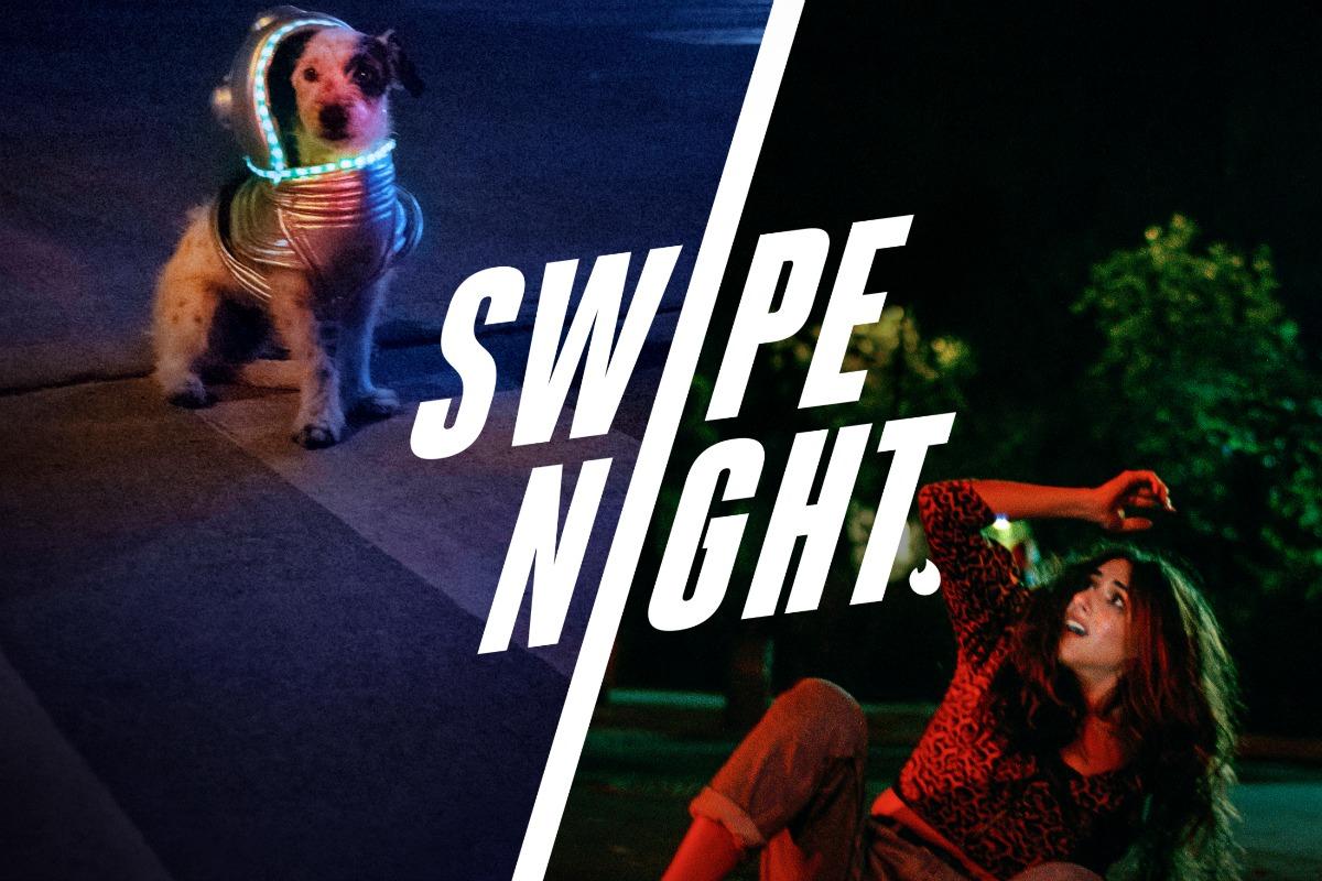 Swipe Night, la série interactive de Tinder