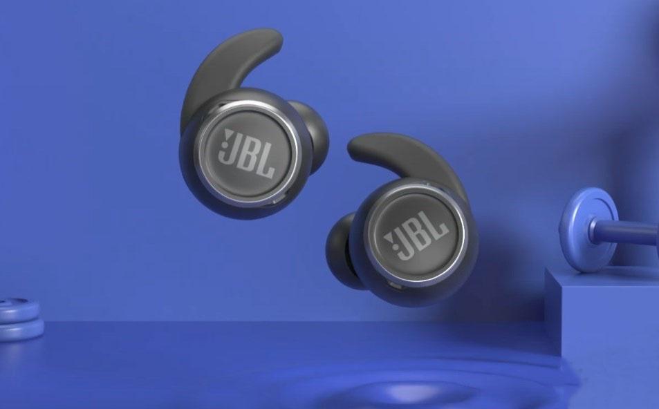 Les écouteurs JBL Reflect Mini