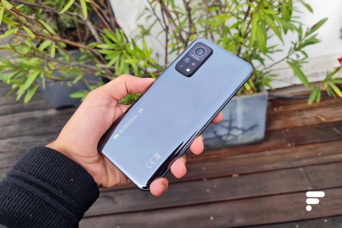xiaomi mi 10t pro dos 1200x800 - Xiaomi Mi 10T Pro handling: mirror, mirror, am I a beautiful smartphone? - Frandroid