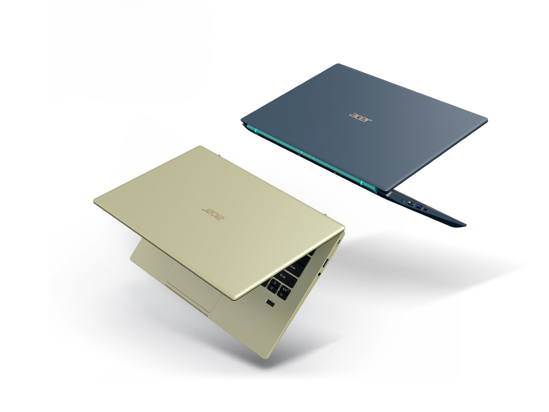 Iris Xe MAX, le nouveau GPU d'Intel, débarque dans l'Acer Swift 3X