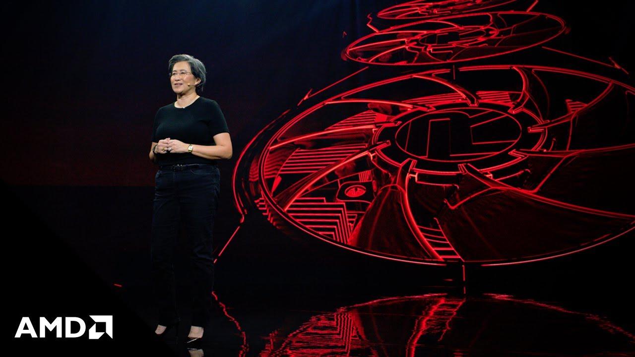 AMD pourrait déployer un peu plus rapidement que prévu sa technologie de Super Sampling FidelityFX