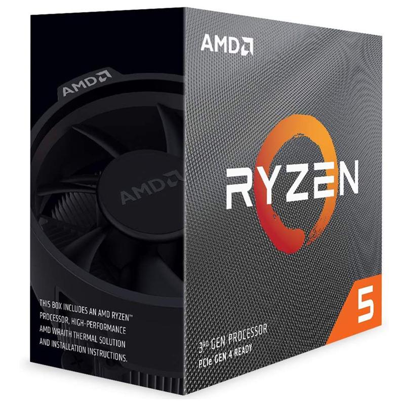 Processeur milieu de gamme : AMD Ryzen 5 3600