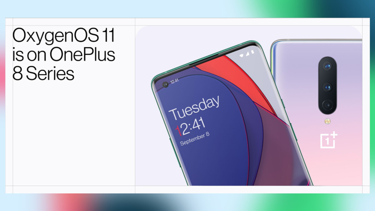 OxygenOS11 sur Android 11 en version stable