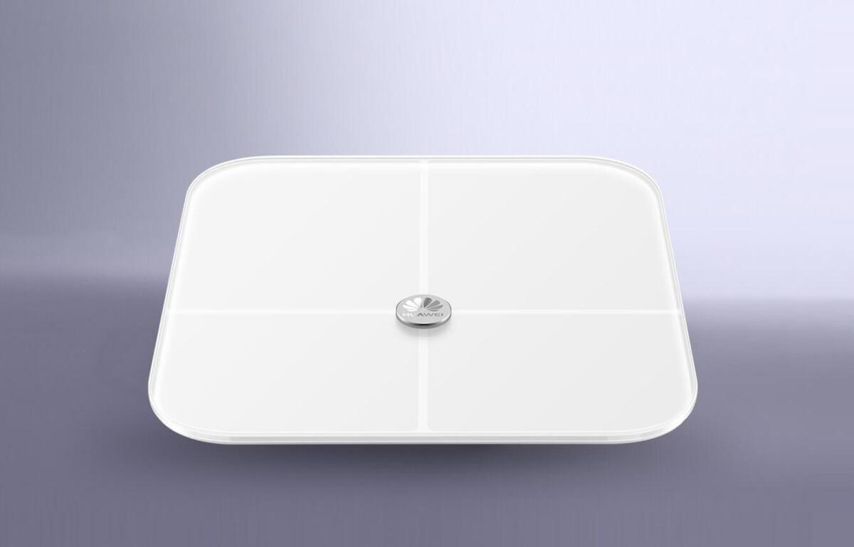 La balance Smart Body Fat Scale de Huawei