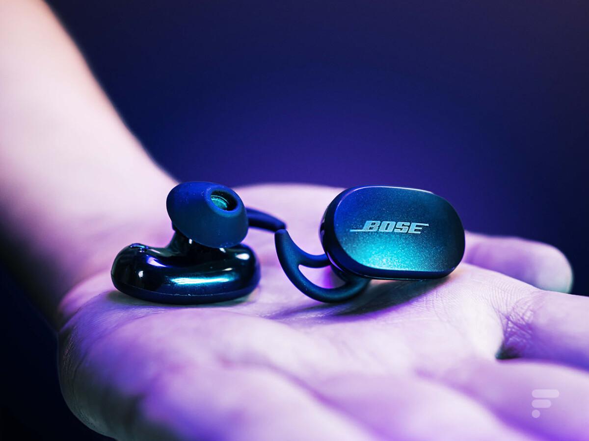 Les Bose QC Earbuds