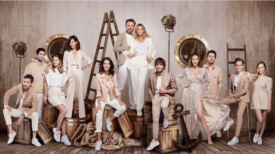 Les acteurs de la série de TF1 «Demain nous appartient»
