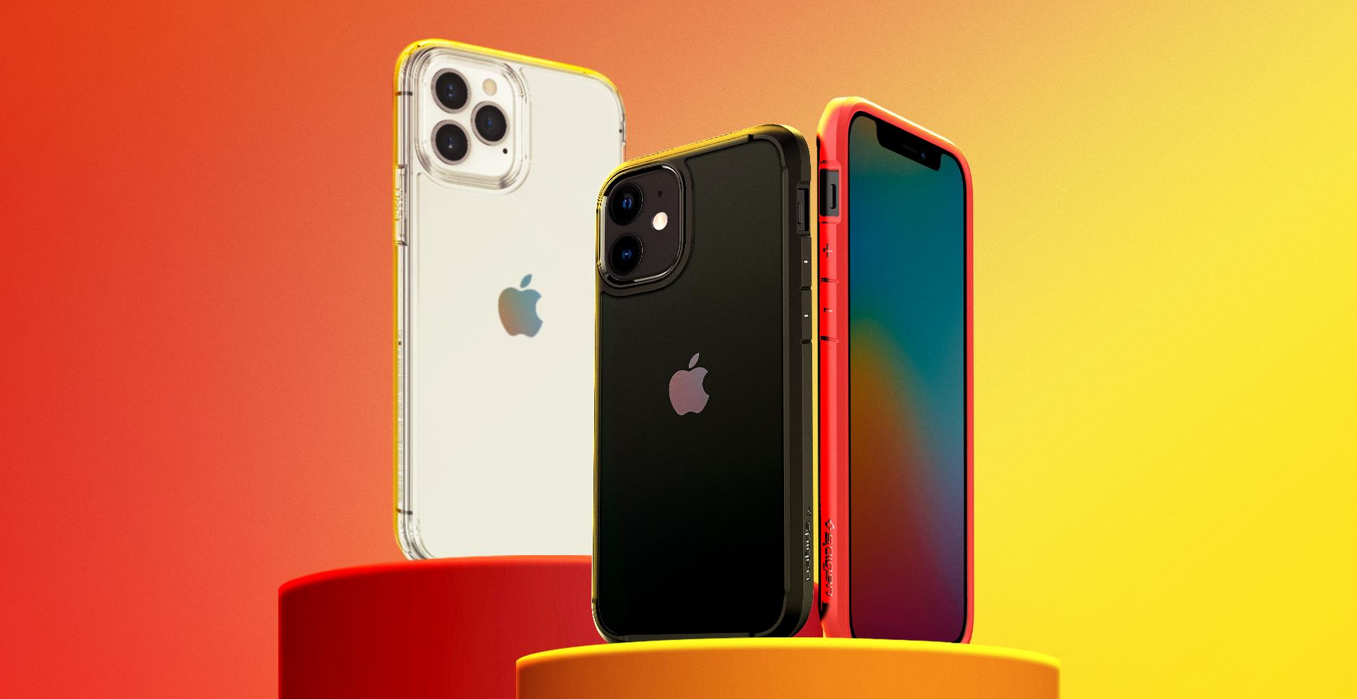 La coque Spigen Ultra Hybrid pour l'iPhone 12.