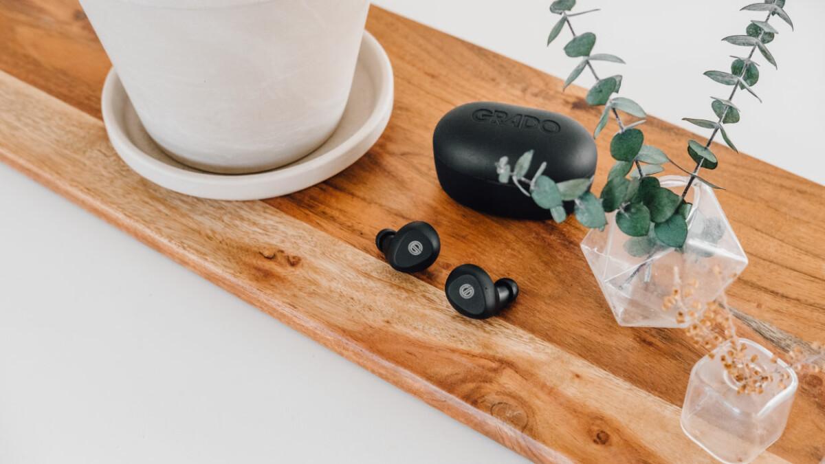 Les écouteurs sans fil Grado GT220