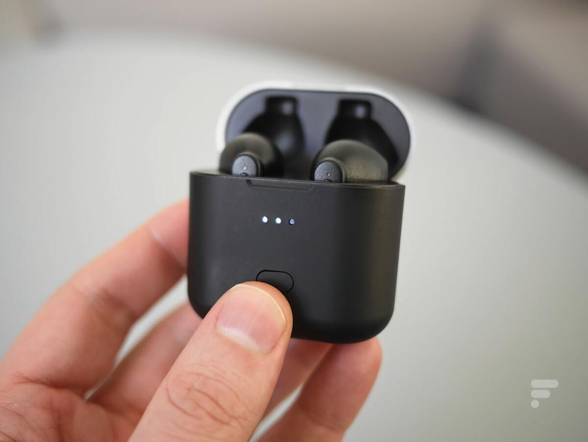 Les écouteurs true wireless de Lidl