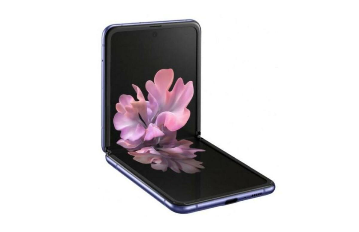 Le Samsung Galaxy Z Flip est le smartphone pliable le moins cher du moment