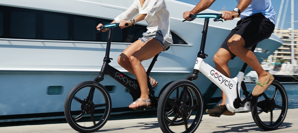 Gocycle G3 +