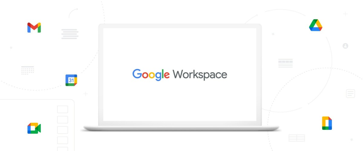 Google Workspace (ex G Suite)