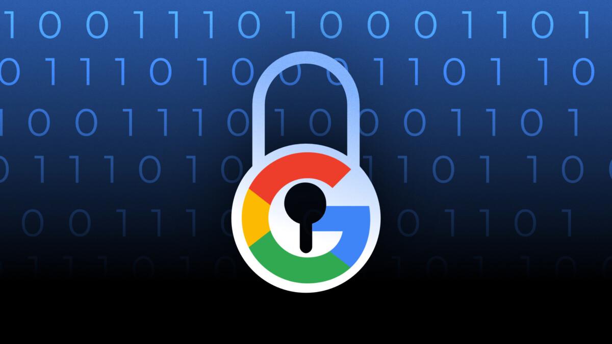 Sécurité des données Google