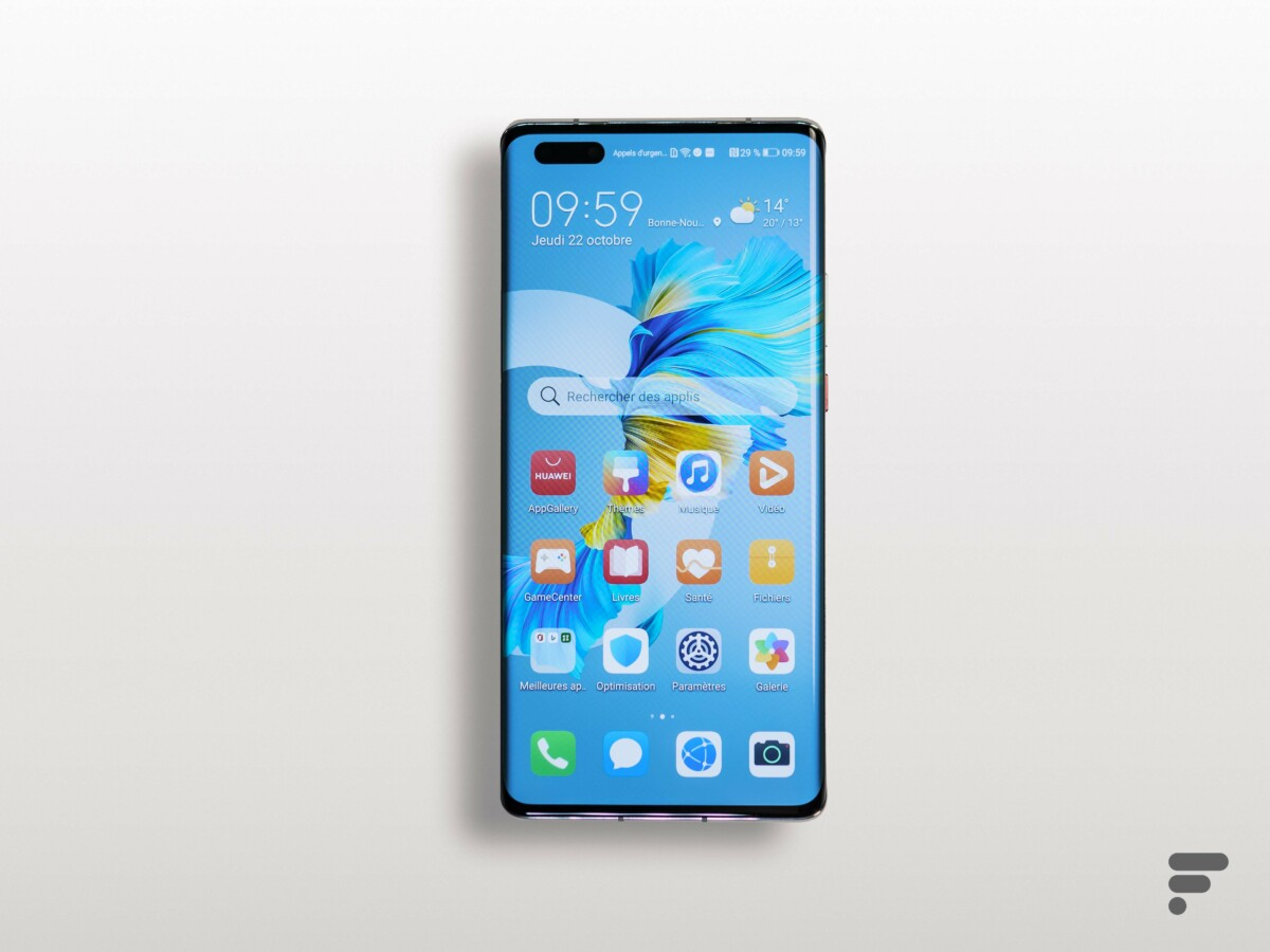 huawei mate 40 pro 1200x900 - Travel certificate, Huawei a little more free and Windows 10 design update - Tech'spresso - Frandroid