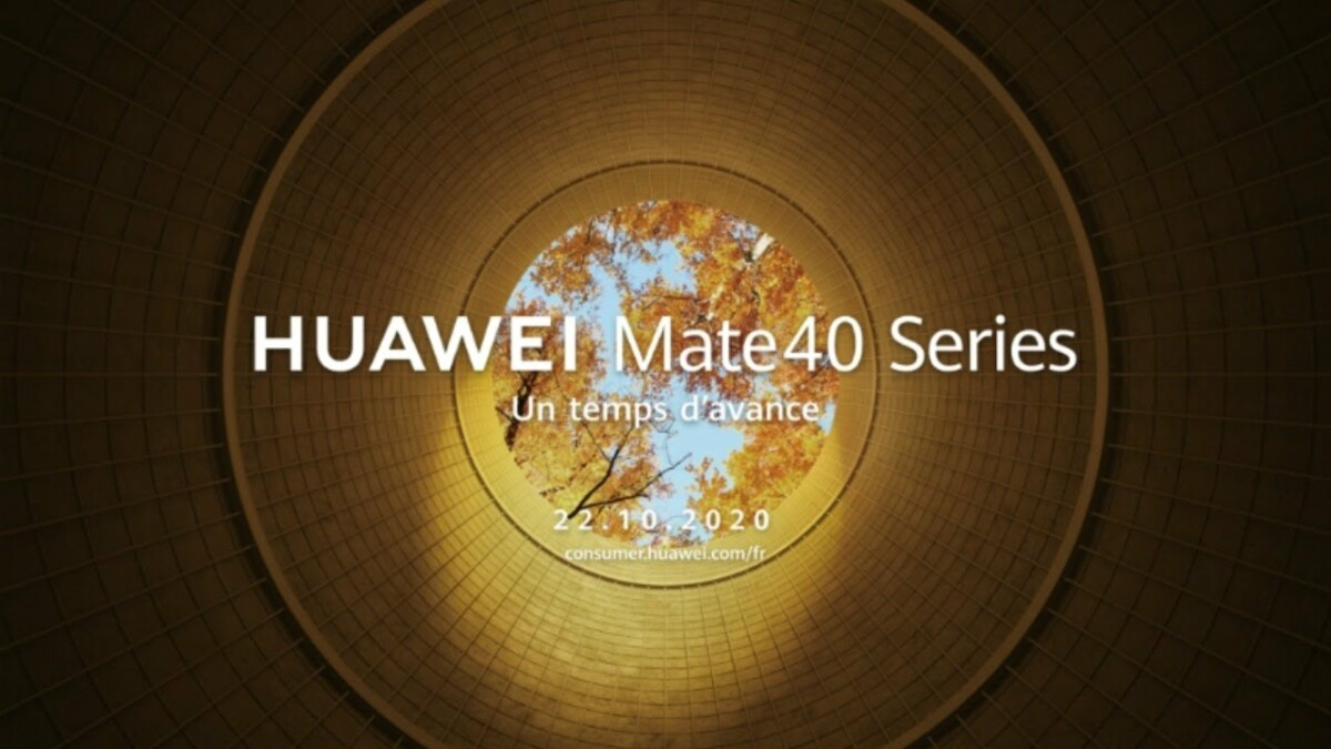 huawei mate 40 series un temps davance 1200x675 - Huawei Mate 40 Pro: how to follow the conference live - Frandroid