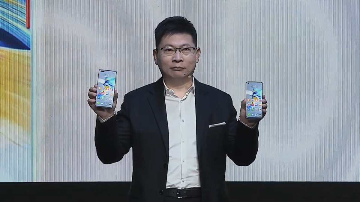 Lancement du Huawei Mate40