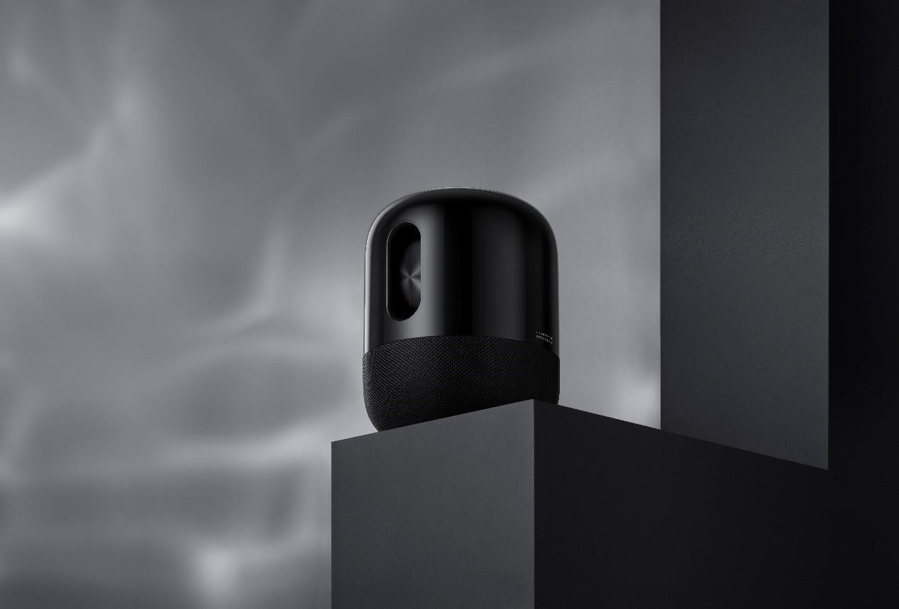 Huawei Sound : une deuxième enceinte conçue en partenariat avec Devialet