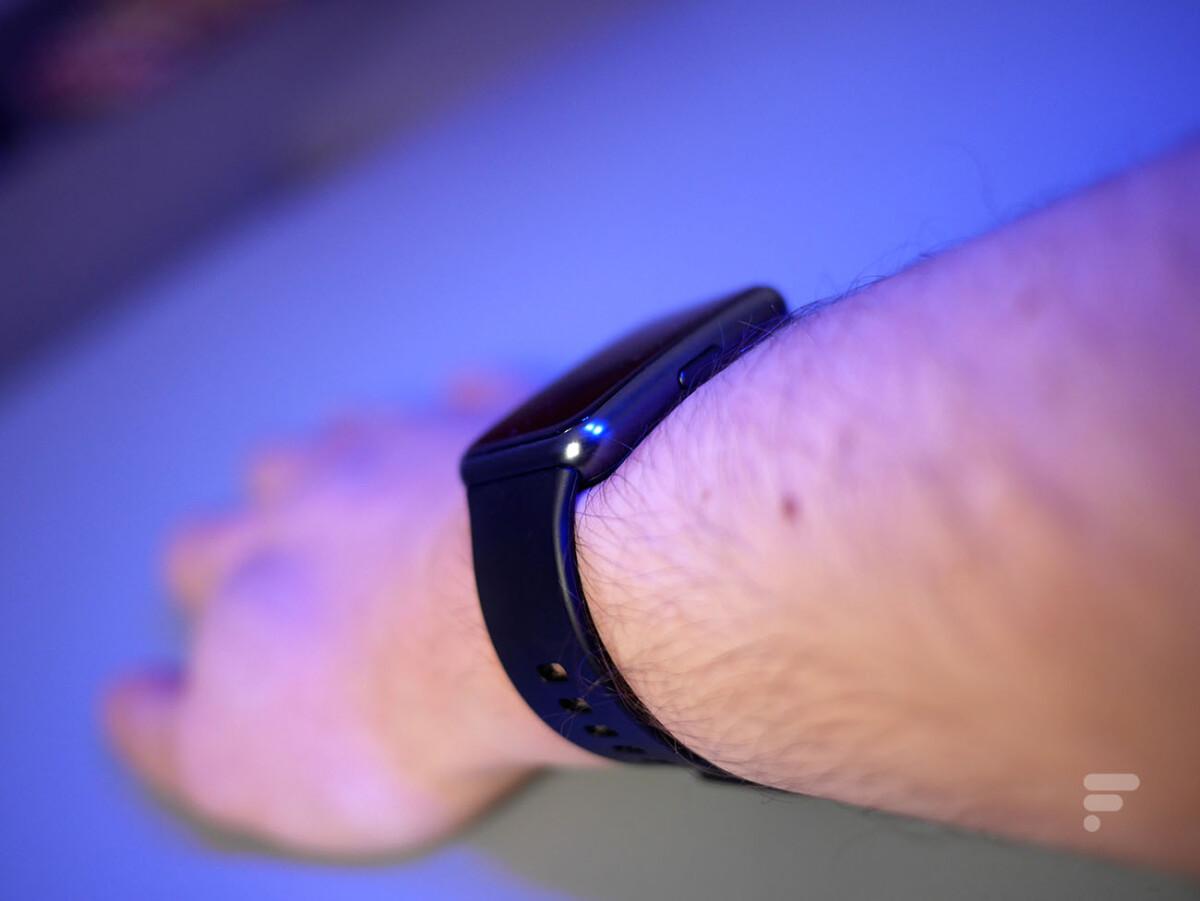 La Huawei Watch Fit profite de plus d'une semaine d'autonomie