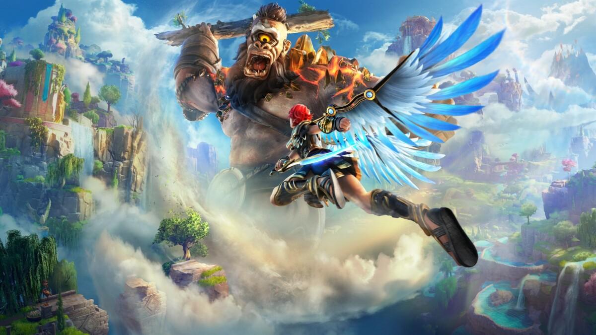 Immortals Fenyx Rising, le nouveau jeu d'Ubisoft disponible en démo sur Google Stadia