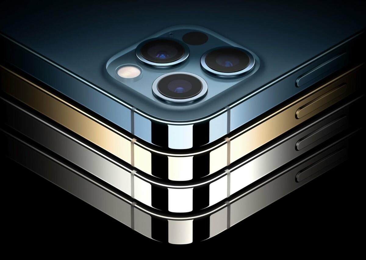 Les coloris iPhone12 Pro