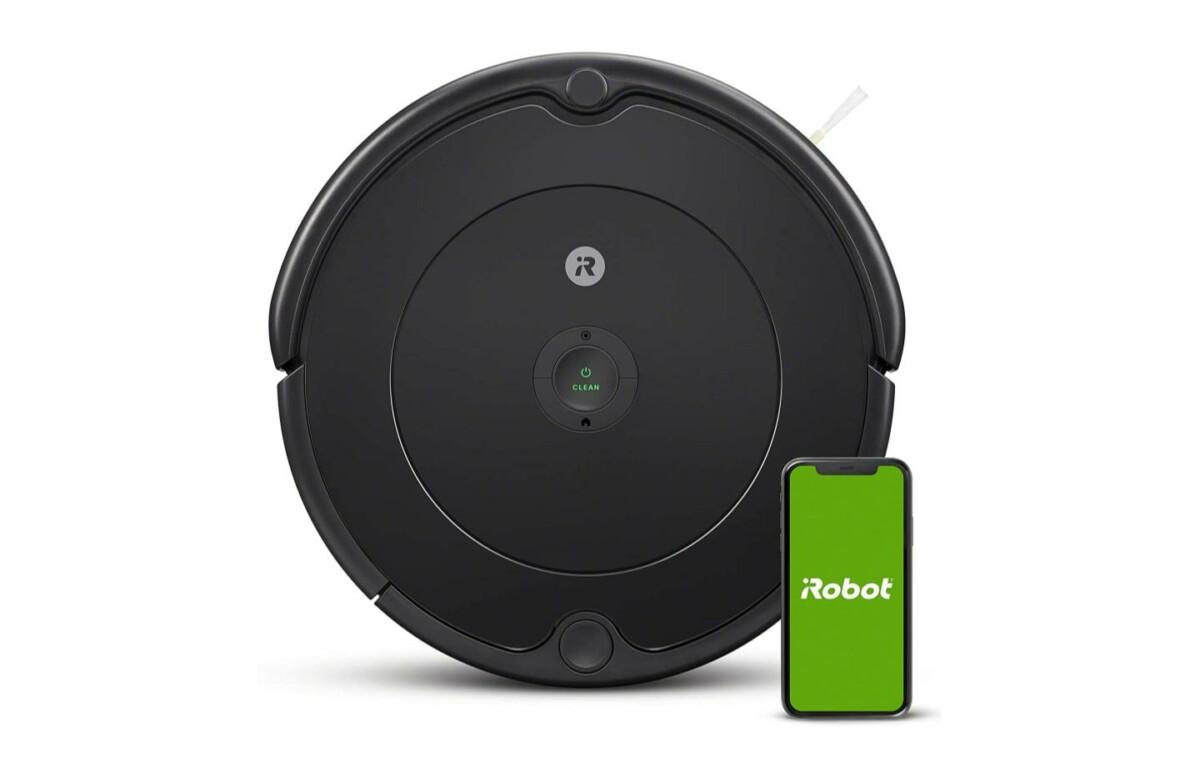 Le robot aspirateur iRobot Roomba 692 est à moitié prix sur Amazon