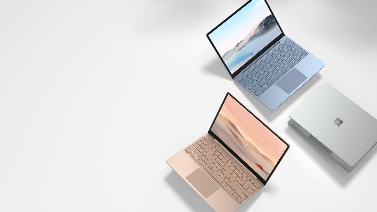La gamme Surface Laptop Go