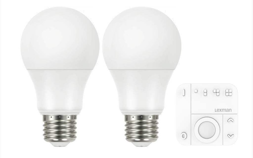 Kit d'ampoules connectéesE27