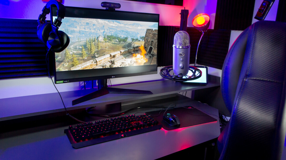 Un moniteur Full HD 240Hz idéal pour le e-sport