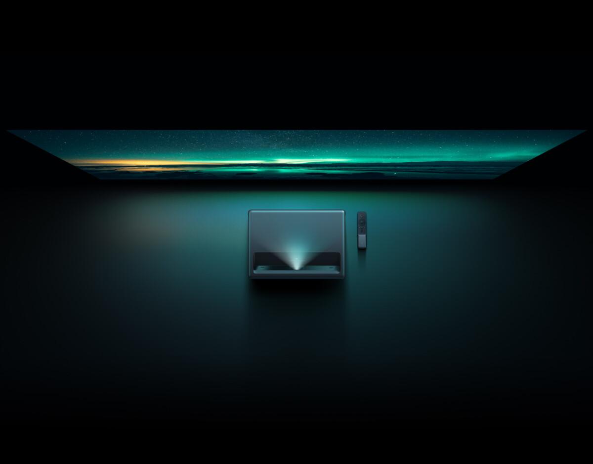Xiaomi Mi 4K Laser Projector 150