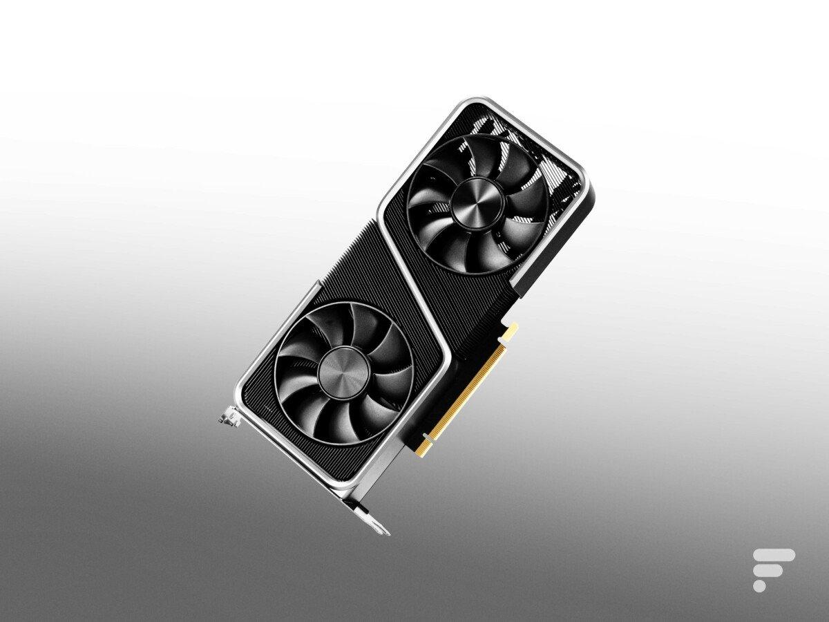 La carte graphique Nvidia GeForce RTX3060 Ti