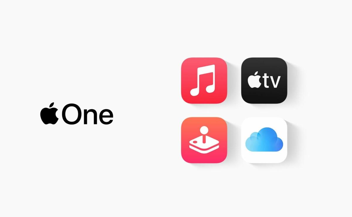 L'abonnement Apple One