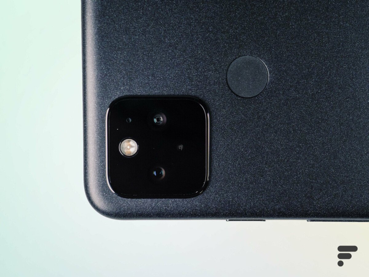 Pixel 5 photo module