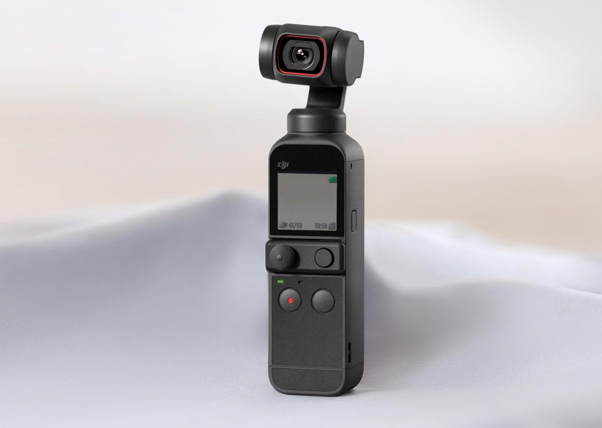 La caméra DJI Pocket 2