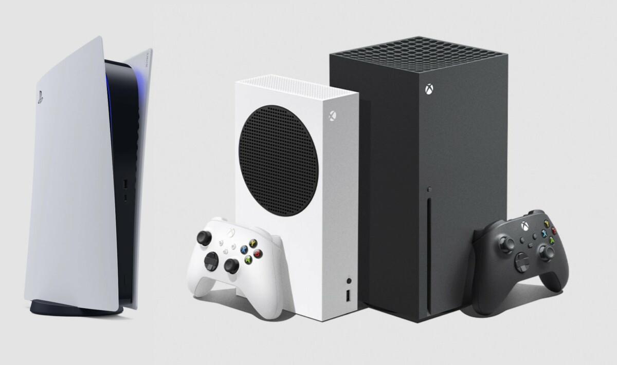 Les consoles de nouvelle génération