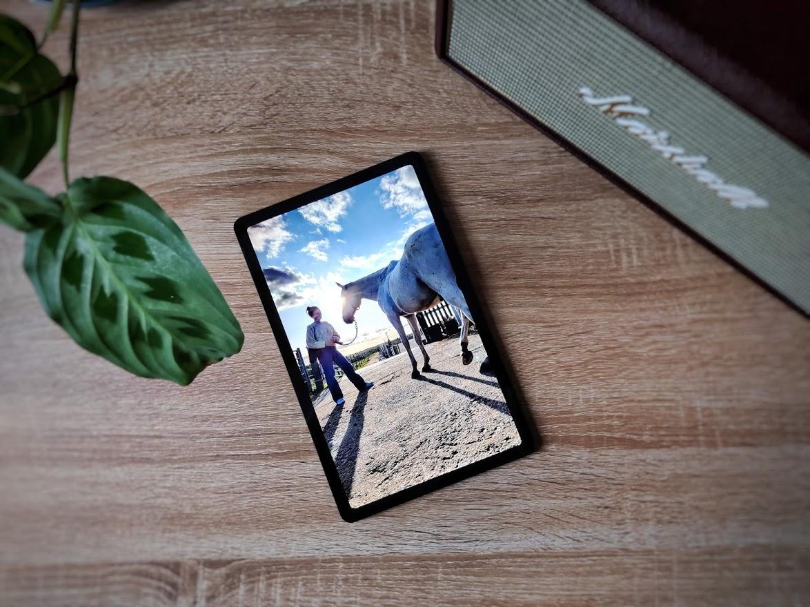 La Samsung Galaxy Tab S6 Lite