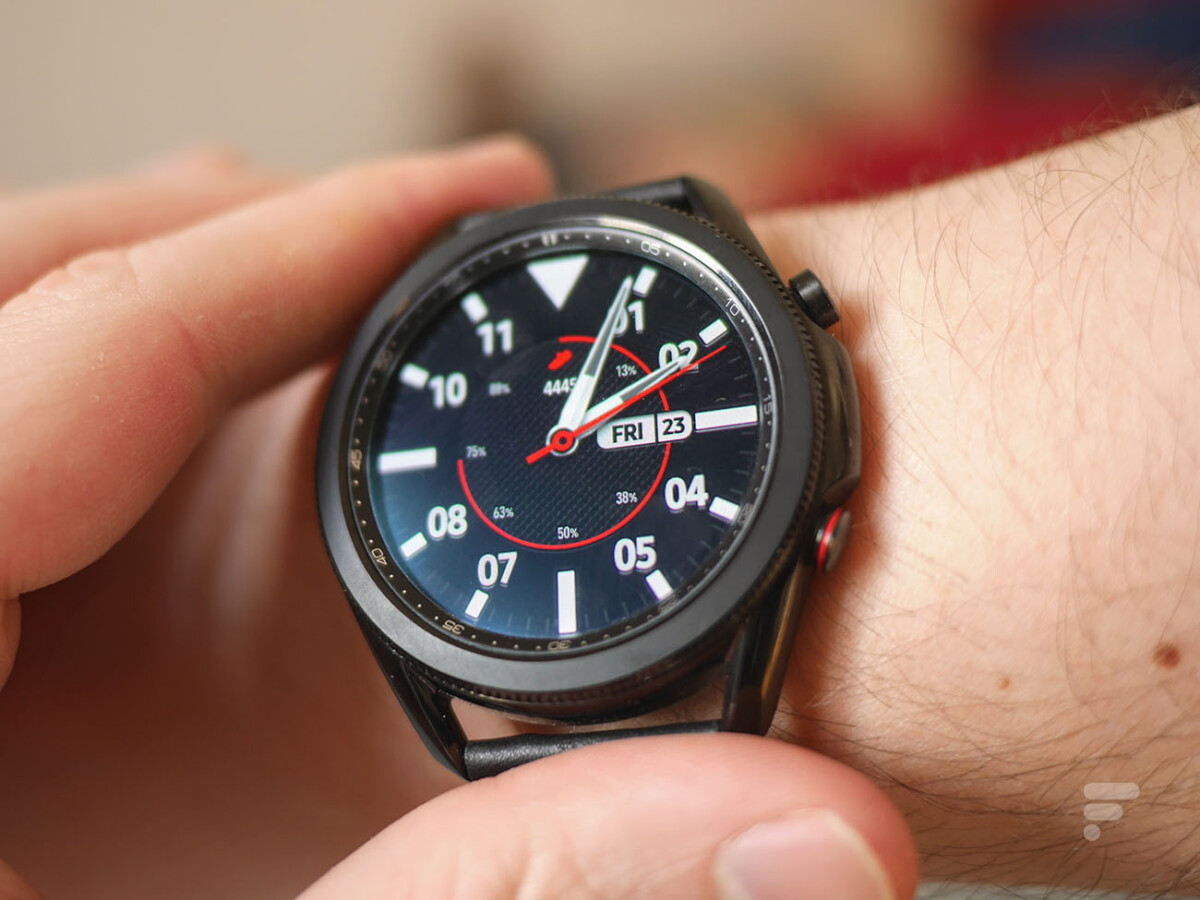 La Samsung Galaxy Watch 3